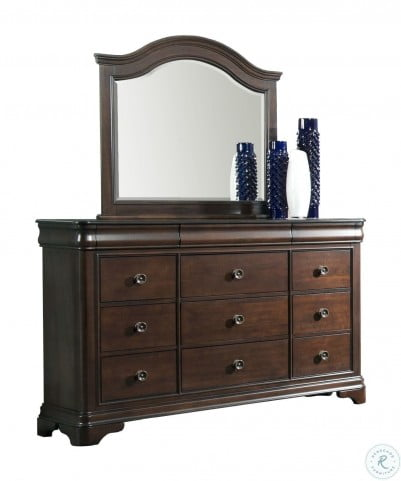 Conley Cherry Dresser With Mirror From Picket House Furnishings Homegallerystore Com Cm750drmr