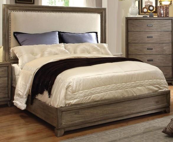 Antler Natural Ash King Bed