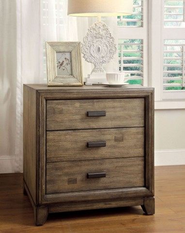 Antler Natural Ash Nightstand