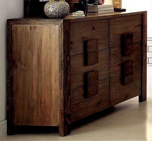 Aveiro Rustic Natural Dresser