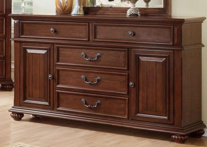 Landaluce Antique Dark Oak Dresser