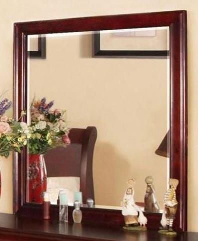 Laurelle Cherry Mirror