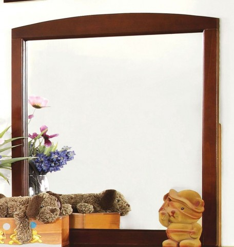Omnus Dark Walnut Mirror