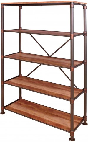 Pippa Industrial Display Shelf