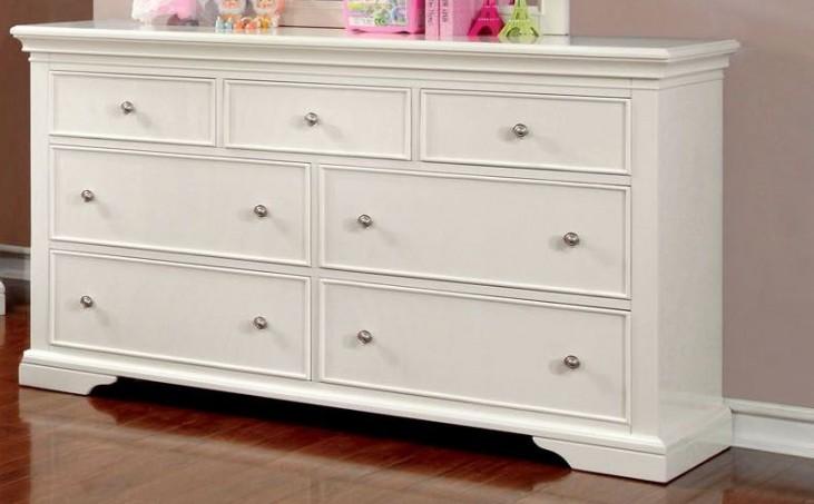 Mullan White Dresser
