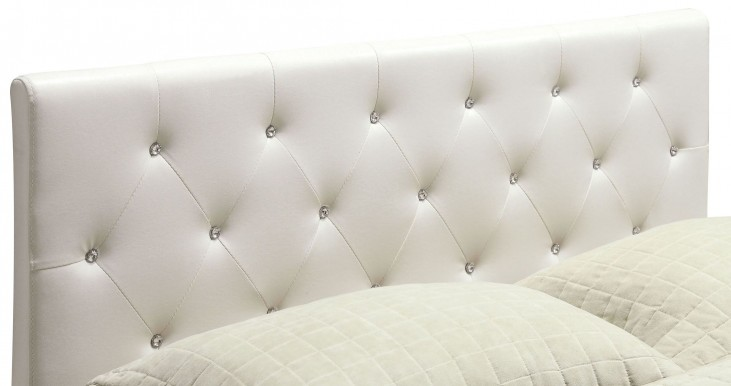 Velen II White Full/Queen Size Headboard