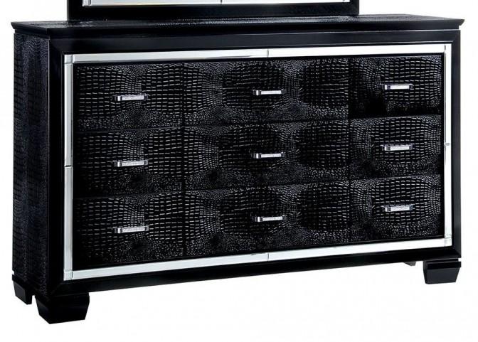 Bellanova Black Dresser
