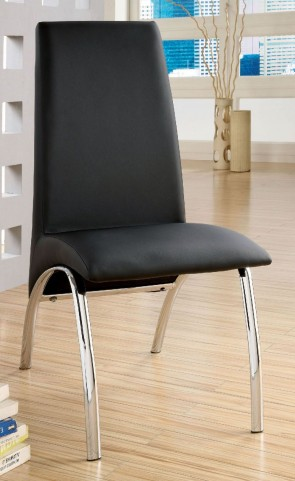 Glenview Black Side Chair Set Of 2