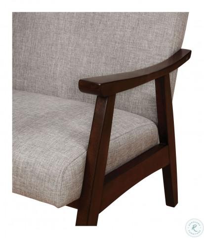 Deena Light Gray Chair