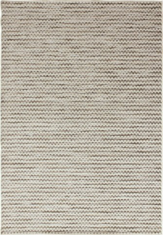 Breeze Indoor/Outdoor Waves Lapis Gray and Ivory Large Area Rug
