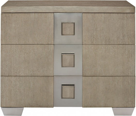 Mosaic Dark Taupe Bachelor S Chest