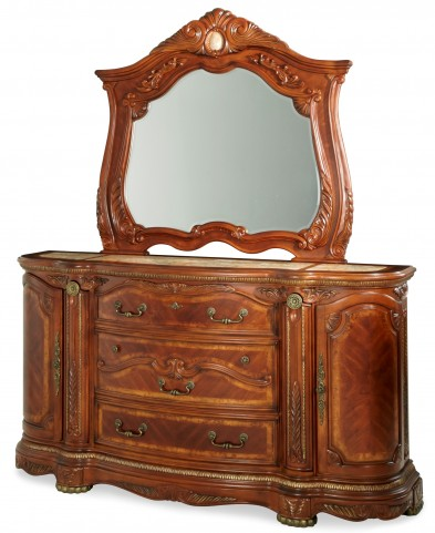 Cortina Dresser with Mirror