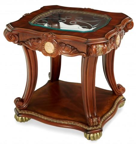 Cortina End Table