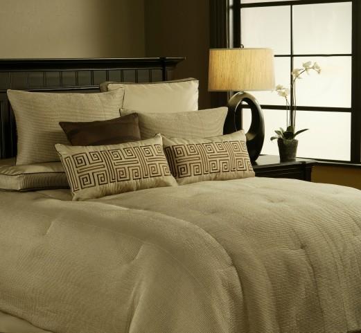 Crescent Heights Queen Bedding Set (9pc)