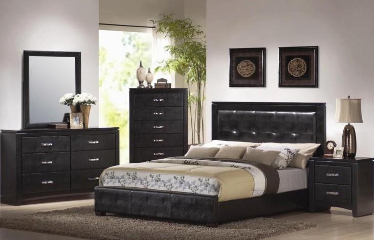 Dylan Upholstered Bedroom Set - 20140