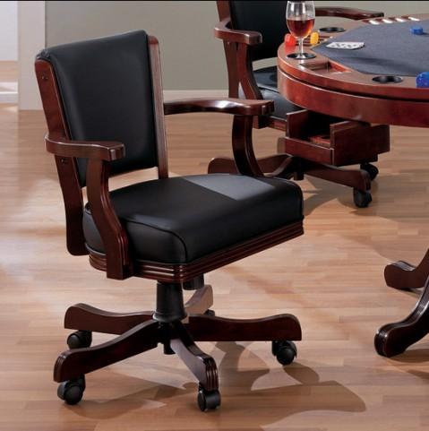 Cherry Arm Chair - 100202