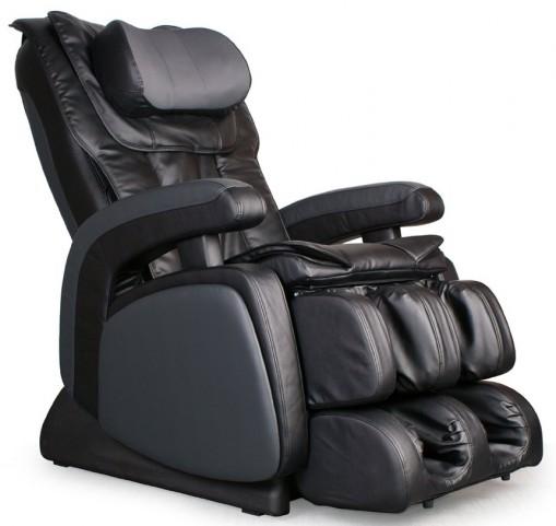 Black Zero Gravity Massage Chair