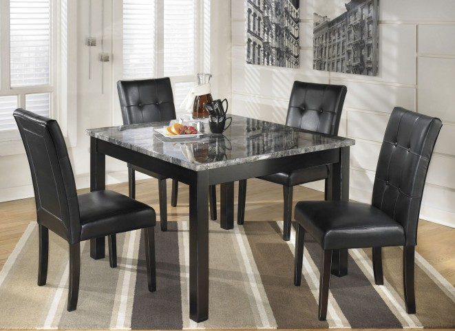 Maysville 5 Piece Square Counter Dining Setbyashley Home