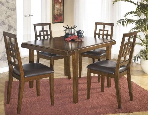 Incredible Cimeran 5 Piece Rectangular Dining Room Set Home Interior And Landscaping Transignezvosmurscom