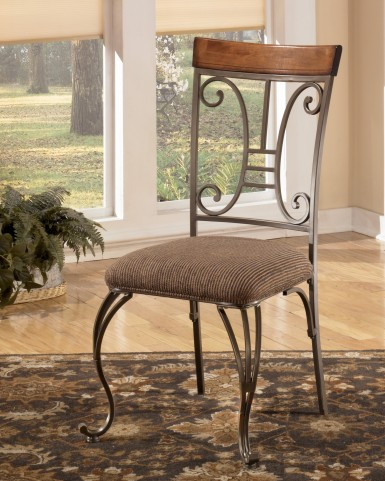 Plentywood Dining Upholstered Side Chair Set of 4