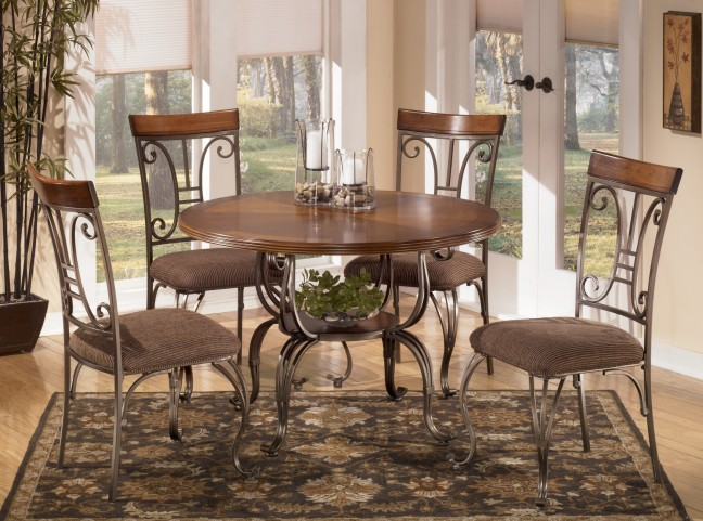 Plentywood Round Dining Room Set