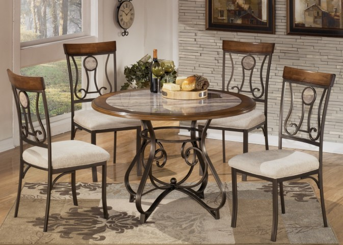 Hopstand Round Dining Room Set