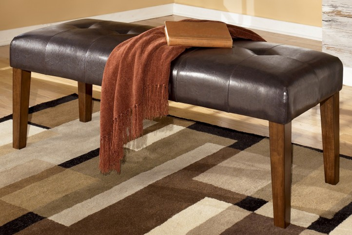 Lacey Upholstered Large Dining Bench