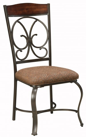 Glambrey Dining Upholstered Side Chair Set of 4