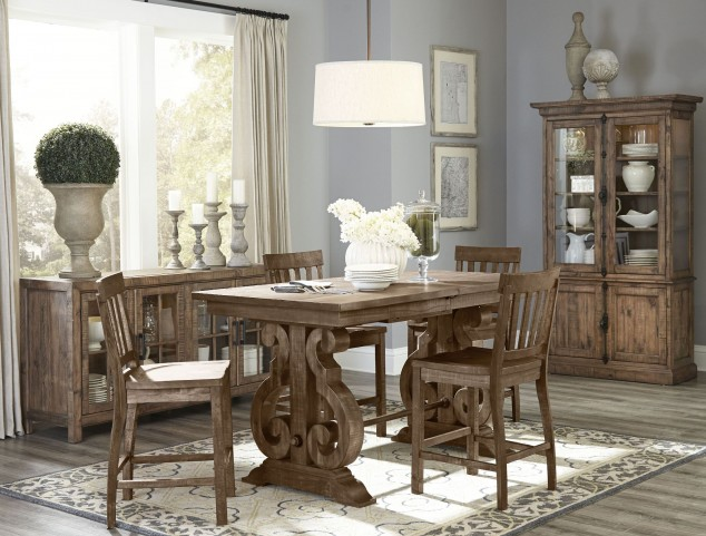 Willoughby Counter Height Dining Room SetbyMagnussen