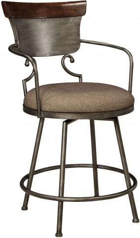 Moriann Upholstered Barstool From Ashley D608 624
