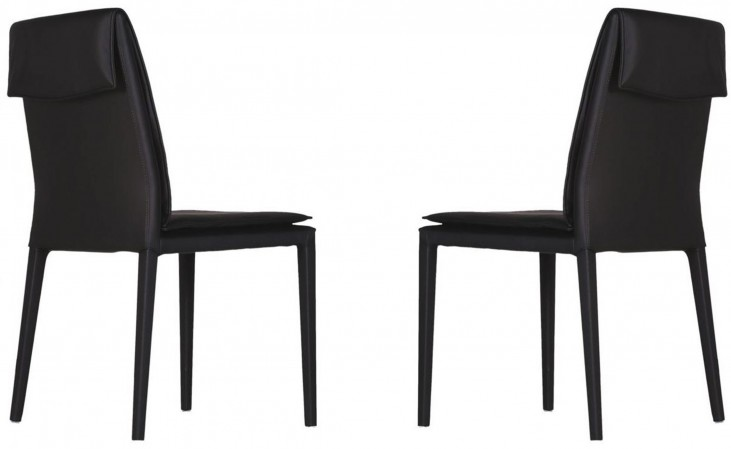 Daisy Black Dining Chair Set of 2