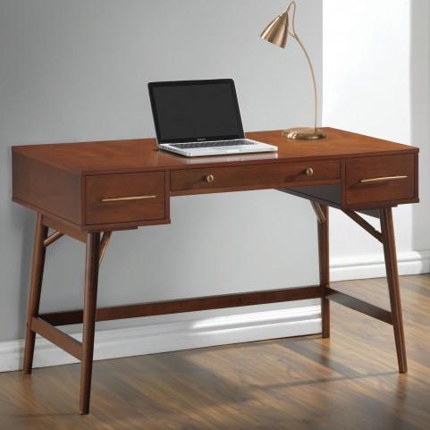 800744 Walnut Writing Desk