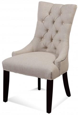 FortnumTufted Nailhead Parson Chair