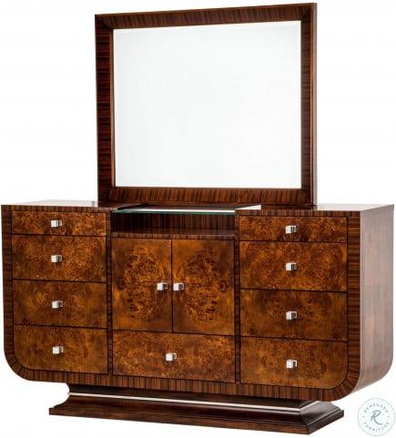 Cloche Dresser Mirror