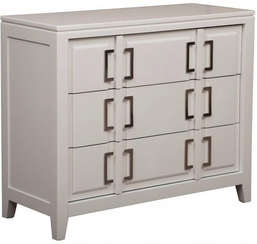 Soft White Drawer Cabinet