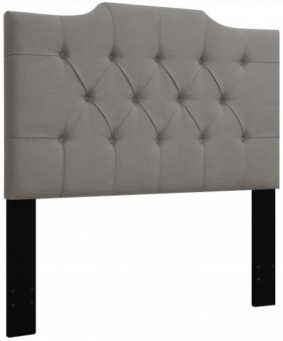 Ash King/Cal. King Upholstered Panel Headboard