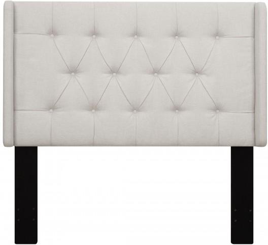 Linen Full/Queen Upholstered Headboard