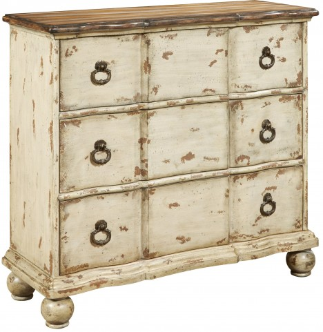 Hand Distressed Accent Chest