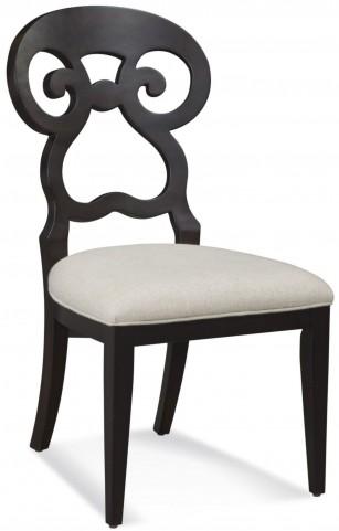 Riley Espresso Parson Chair