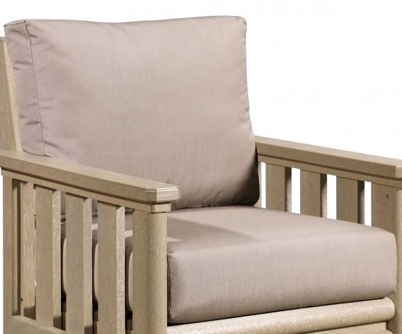 Stratford Beige Deep Seating Cushion Set of 2