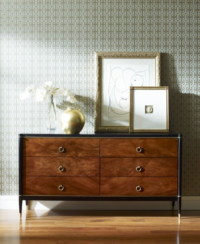 Davenport Six Drawer Dresser