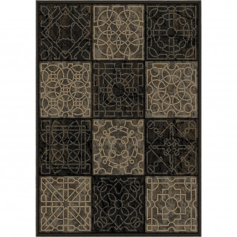 Dominion Smoke Large Rug