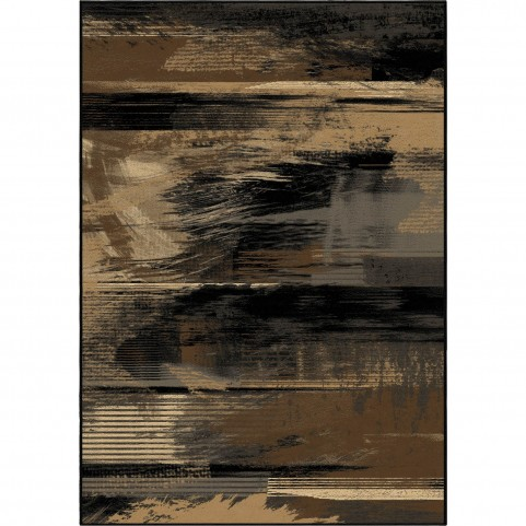 North Hampton Black Medium Rug