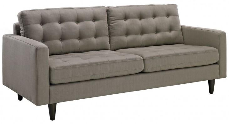 Empress Granite Upholstered Sofa