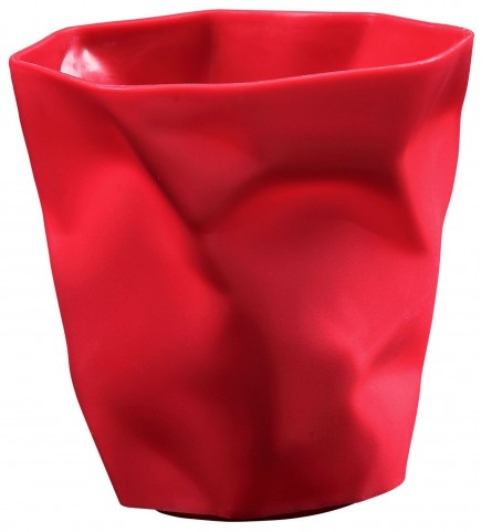 Lava Red Pencil Holder