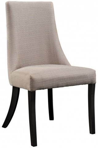 Reverie Beige Dining Side Chair