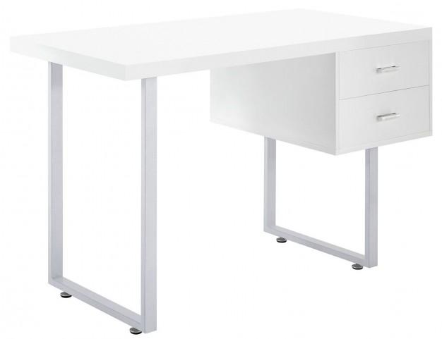 Turn White Office Desk