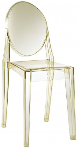 Casper Yellow Dining Side Chair