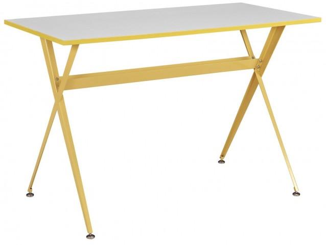 Yellow Expound Desk