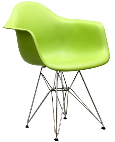 Paris Wire Armchair in Green